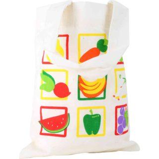 Small Foot Nákupní taška zelenina 6 ks