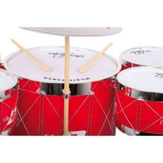 Small Foot Dětské hudební nástroje bicí nástroje