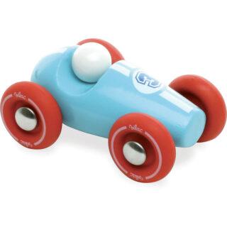 Vilac Dřevěné závodní mini auto 1 ks