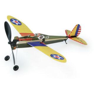 Vilac Stavebnice letadla s natahovací vrtulí 1 ks
