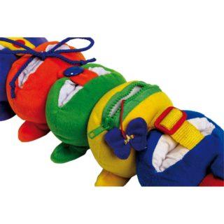 Small Foot Textilní stonožka