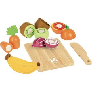 Vilac Dřevěné potraviny ovoce a zelenina