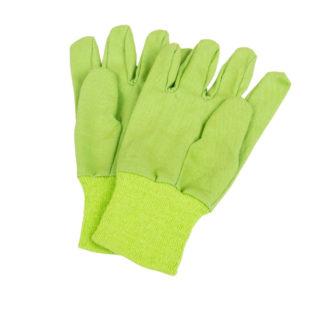 Bigjigs Toys Zahradní rukavice zelené