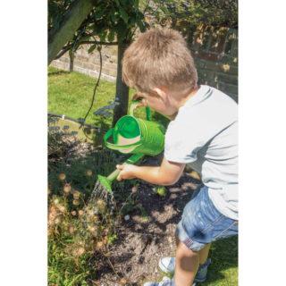 Bigjigs Toys Zahradní konvička zelená