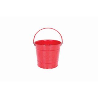Bigjigs Toys Kyblíček červený