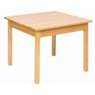 Bigjigs Toys Dětský dřevěný hrací stůl