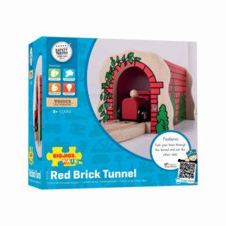 Bigjigs Rail Cihlový železniční tunel