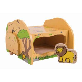 Bigjigs Rail Lví jeskyně