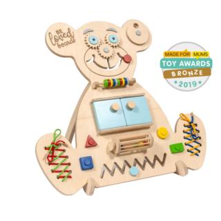 Vzdělávací Busy Board - Bear