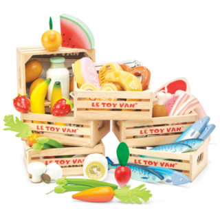 Le Toy Van Bedýnka s ovocem
