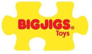 Bigjigs Toys Dřevěné auto se zvířátky