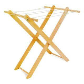 Dětský dřevěný sušák na prádlo