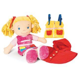 Velká látková panenka Tola