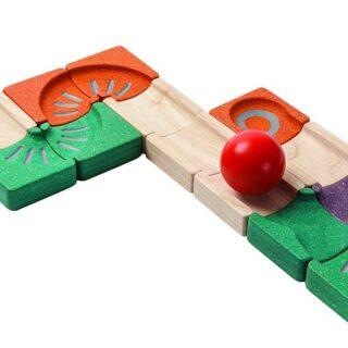 Balanční dráha pro míček