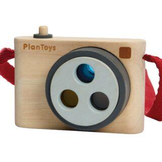 Barevný fotoaparát