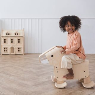 PlanToys Chodící slon