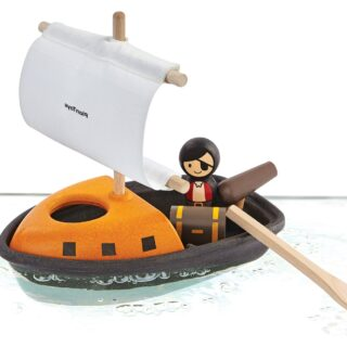Pirátská loď mini