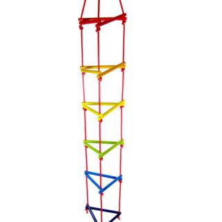 Hess Trojůhelníkový lanový žebřík